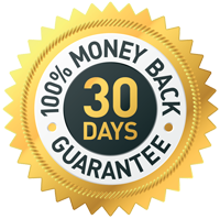 We offer a 30 day money back guarantee on this product. We can only offer this guarantee if you purchase direct from us. Our resellers have different policies and you may find that they do not refund internet sales. All offers are valid up to 30 days from purchase.